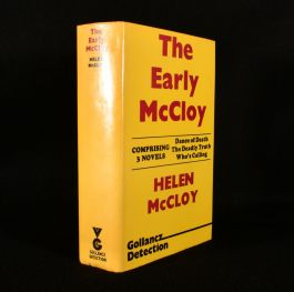 1973 The Early McCloy Comprising Three Novels