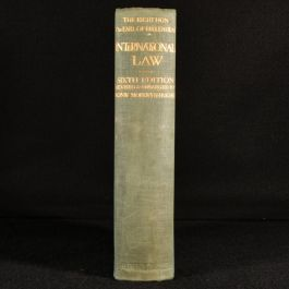 1927 International Law