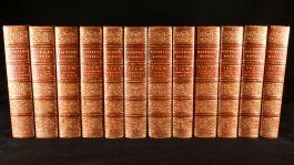 1842 12vol Waverley Novels