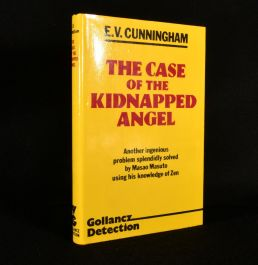 1982 The Case of the Kidnapped Angel
