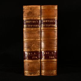 1837 A Dictionary of the English Language