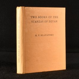 1968 Two Books on the Stanzas of Dzyan