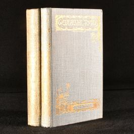 1907 2vol The Story of Prague and Chartres