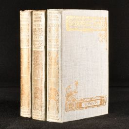 1914 3vol The Story of Constantinople, Paris and London.
