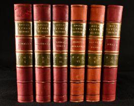 1893 6vol The Royal Natural History