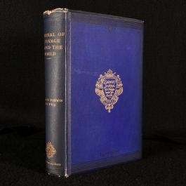 1896 Journal of Researches into Natural History and Geology