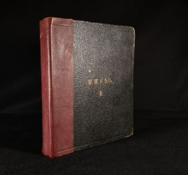 1959 W M Abbott and Co Reproduction Album