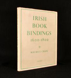 1954 Irish Bookbindings 1600-1800