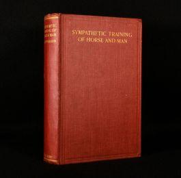 1925 Sympathetic Training of Horse and Man