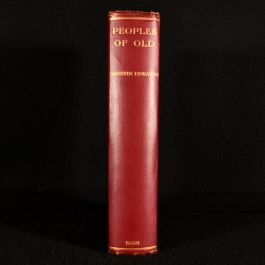 1929 Peoples of Old