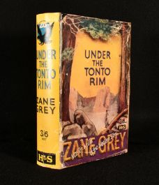 1926 Under the Tonto Rim