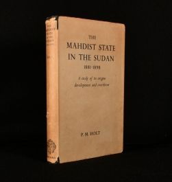1958 The Mahdist Sate in the Sudan 1881-1898 a Study of its Origins