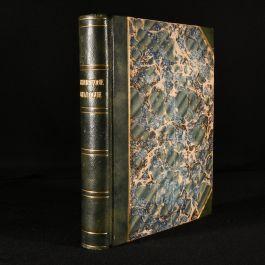 c1880 Alphabetical Catalogue of Library at Arthurstone