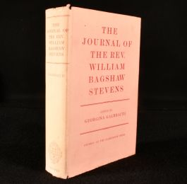 1965 The Journal of the Rev. William Bagshaw Stevens