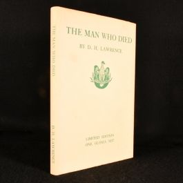1931 The Man Who Died