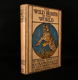 c1910 The Wild Beasts of the World