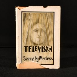 1926 Television Seeing by Wire or Wireless