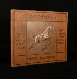 1905 Hints on Horses How to Judge Them, Buy Them, Ride Them, Drive Them