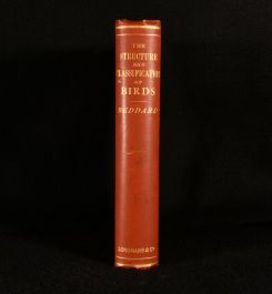 1898 The Structure and Classification of Birds