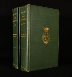 1905 The Life of Granville George Leveson Gower Second Earl Granville K.G.