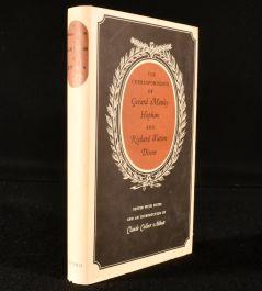 1955 The Correspondence of Gerard Manley Hopkins