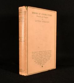 1922 Books and Characters French and English