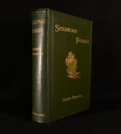 1908 The Scenery of Sherwood With an Account of Some Eminent People