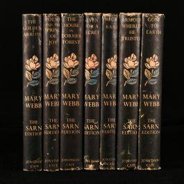 1946 7vol Mary Webb's Works