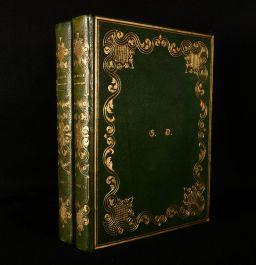 1836 La Suisse Pittoresque, Ornee de Vues Dessinees Specialement Pour cet Ouvrage