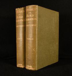 1912 Studies in Bird Migration
