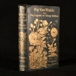 1893 Rip Van Winkle and the Legend of Sleepy Hollow