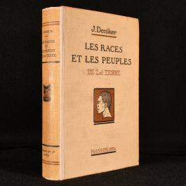 1926 Les Races et Les Peuples de la Terre