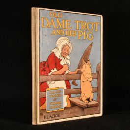 c1920 The Story of Old Dame Trot and Her Pig