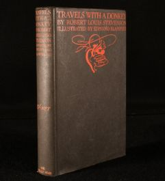 1931 Travels with a Donkey in the Cevennes