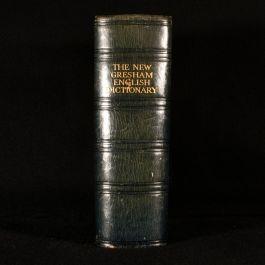 1926 The New Gresham Dictionary of the English Language