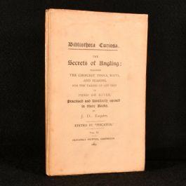 1885 The Secrets of Angling Volume II