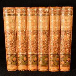 1898 The Casquet of Literature