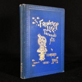 1892 Frontier Life: Taranaki, New Zealand