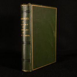 1878 Sunways; a Record of Rambles in Many Lands