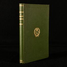 1921 A Handbook of the British Lichens