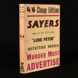 1949 Murder Must Advertise