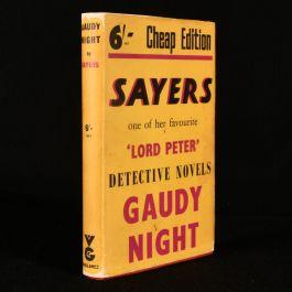 1955 Gaudy Night