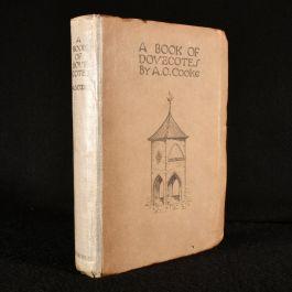 1920 A Book of Dovecotes