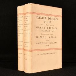 1927 A Tour Thro' the Whole Island of Great Britain