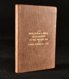 1753 The Intellectual and Moral Development of the Present Age