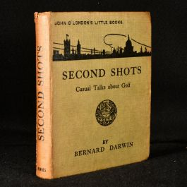 1930 Second Shots: Casual Talks about Golf