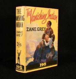 1926 The Vanishing Indian