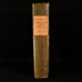 1822 Bibliotheca Heraldica Magnae Britanniae
