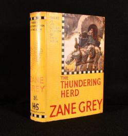 1938 The Thundering Herd