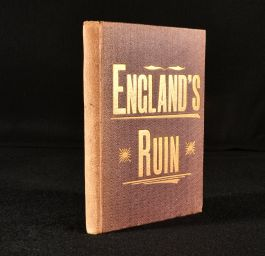 1895 England's Ruin or John Smith's Answer to Mr Blatchford's Plea for Socialism
